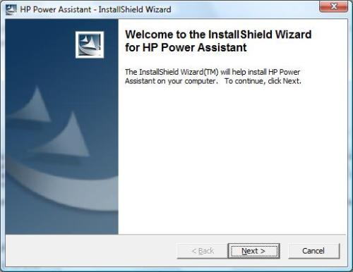 HP Power Assistant
